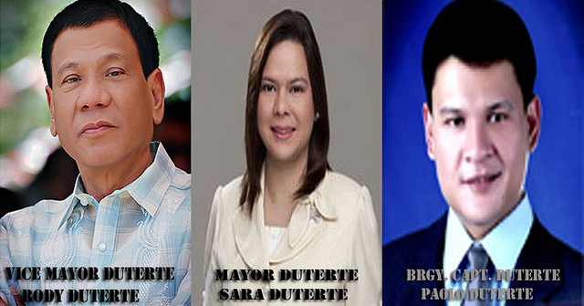 The Next President in 2022 is a Duterte